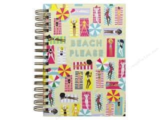 gifts & giftwrap: Lady Jayne Journal Spiral Bound Beach Babes