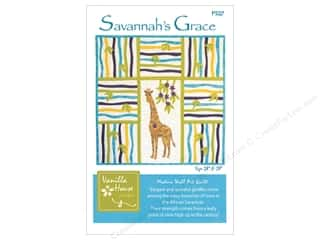 Vanilla House Savannahs Grace Pattern