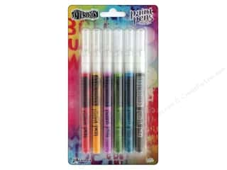 Ranger Dylusions Paint Pens # 3 6 pc