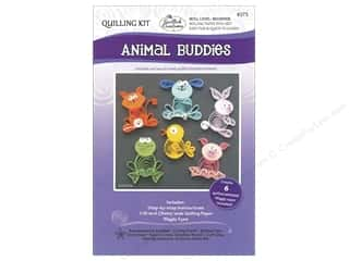 scrapbooking & paper crafts: Quilled Creations Animal Buddies Quilling Kit