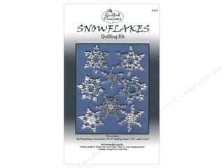 scrapbooking & paper crafts: Quilled Creations Snowflakes Quilling Kit