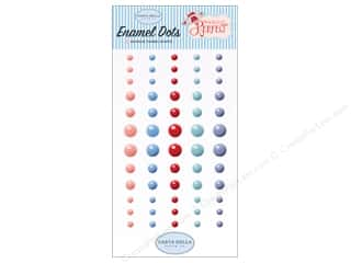 scrapbooking & paper crafts: Carta Bella Collection Practically Perfect Enamel Dots