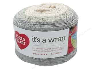 Yarn: Red Heart It's A Wrap Yarn 1100 yd. #9243 Western