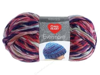 yarn & needlework: Red Heart Evermore Yarn 89 yd. #9938 Keepsake