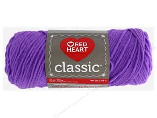 yarn & needlework: Red Heart Classic Yarn 190 yd. #1535 Bright Violet