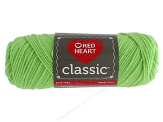 yarn & needlework: Red Heart Classic Yarn 190 yd. #1625 Lime