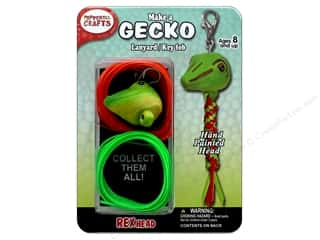projects & kits: Pepperell Kit Rexheads Keychain Gecko