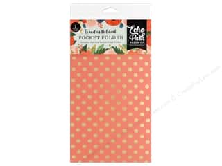 Echo Park Collection Travelers Notebook Full Bloom Notebook Insert Pocket