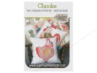 books & patterns: Claire Turpin Design Chooks Pattern