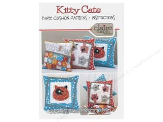 Claire Turpin Design Kitty Cats Pattern