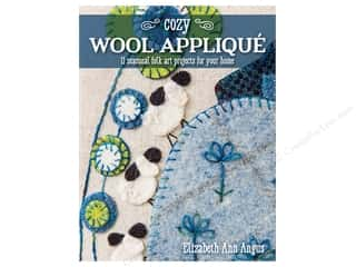 books & patterns: C&T Publishing Cozy Wool Applique Book