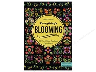 floral & garden: C&T Publishing Everything's Blooming Book