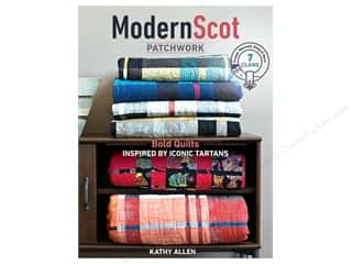 books & patterns: C&T Publishing Modern Scot Patchwork Book