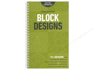 C&T Publishing Free-Motion Block Designs Book
