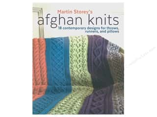 books & patterns: Trafalgar Square Martin Storeys Afghan Knits Book