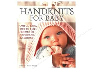 Trafalgar Square Handknits for Baby Book