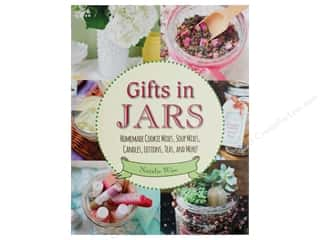 books & patterns: Skyhorse Publishing Gifts In Jars Book