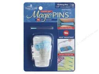 Taylor Seville Magic Pins 1.75 in. Heat Resist 50 pc