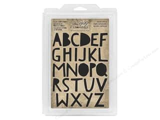 Tim Holtz Idea-ology Foam Stamp Cutout Upper