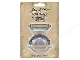 Tim Holtz Idea-ology Hardware Pulls Mini