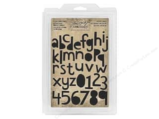 Tim Holtz Idea-ology Foam Stamp Cutout Lower
