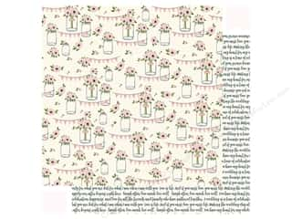 Echo Park Collection Just Married Paper 12 in. x 12 in. Soul Mates (25 pieces)