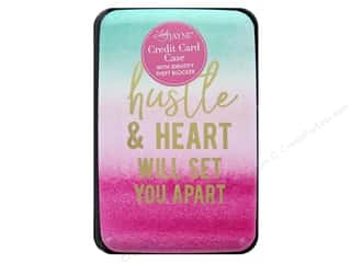 Lady Jayne Case Credit Card Hustle & Heart