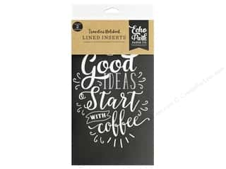 Echo Park Collection Travelers Notebook Coffee & Friends Notebook Insert Lined