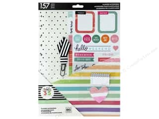 patterned paper kit: Me&My Big Ideas Collection Create 365 Happy Planner Accessory Pack Big Life Is Lovely