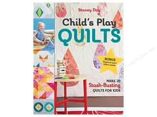 Child's Play Quilts Book