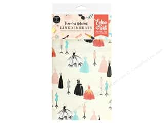 scrapbooking & paper crafts: Echo Park Collection Travelers Notebook Metropolitan Girl Insert Lined