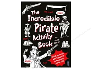 books & patterns: Book House Incredible Pirate Activity Book
