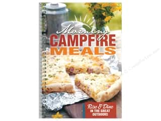 books & patterns: CQ Products Morning Campfire Meals Book