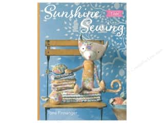 Sewandso by F & W Publishing Tilda Sunshine Sewing Book