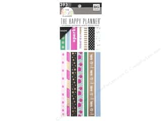 Me&My Big Ideas Happy Planner Washi Book Girly