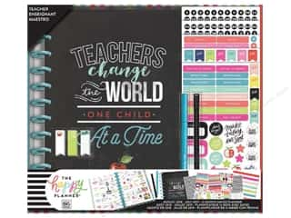 stickers: Me&My Big Ideas Collection Create 365 Happy Planner Big Box Teacher