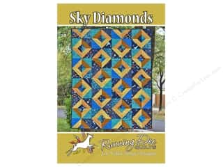 Villa Rosa Designs Running Doe Sky Diamonds Pattern