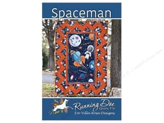 Villa Rosa Designs Running Doe Spaceman Pattern