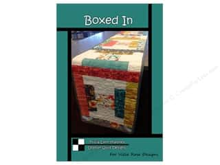 Villa Rosa Designs Orphan Quilt Boxed In Pattern