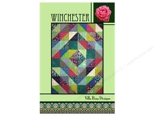 books & patterns: Villa Rosa Designs Winchester Pattern