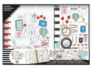 Me&My Big Ideas Collection Create 365 Happy Planner Box Kit Medium Love Of Learning Teacher