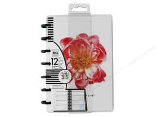 Happy Planner: Me&My Big Ideas Happy Planner Planner Mini Undated Market Floral
