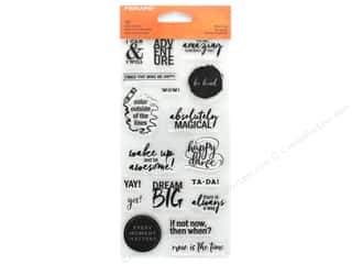 Fiskars Stamp Clear Dream Big