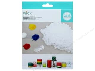 paraffin wax: We R Memory Keepers Wick Candle & Wax Bundle
