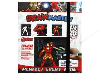 elastic: Imports Dragon Marvel Avengers Iron Man And Whiplash Book