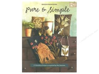 books & patterns: That Patchwork Place Pure & Simple Book