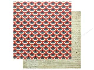 paper blue: Photo Play Collection Red White Blue Paper 12 in. x 12 in. We The People (25 pieces)
