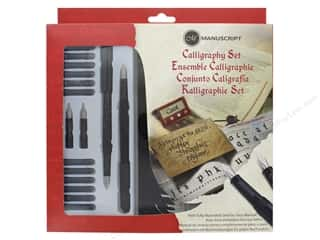 craft & hobbies: Manuscript Calligraphy Set