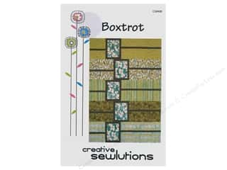 books & patterns: Creative Sewlutions Boxtrot Pattern
