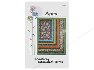 books & patterns: Creative Sewlutions Apex Pattern